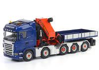 Camion con grua