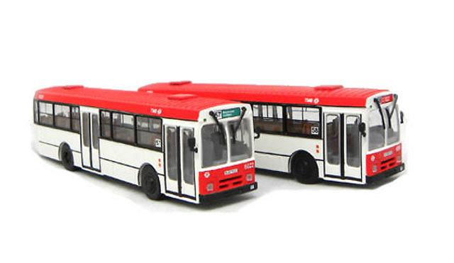 Autobus Pegaso 6038 TMB Linea 57, Otero Scale Model 1/87