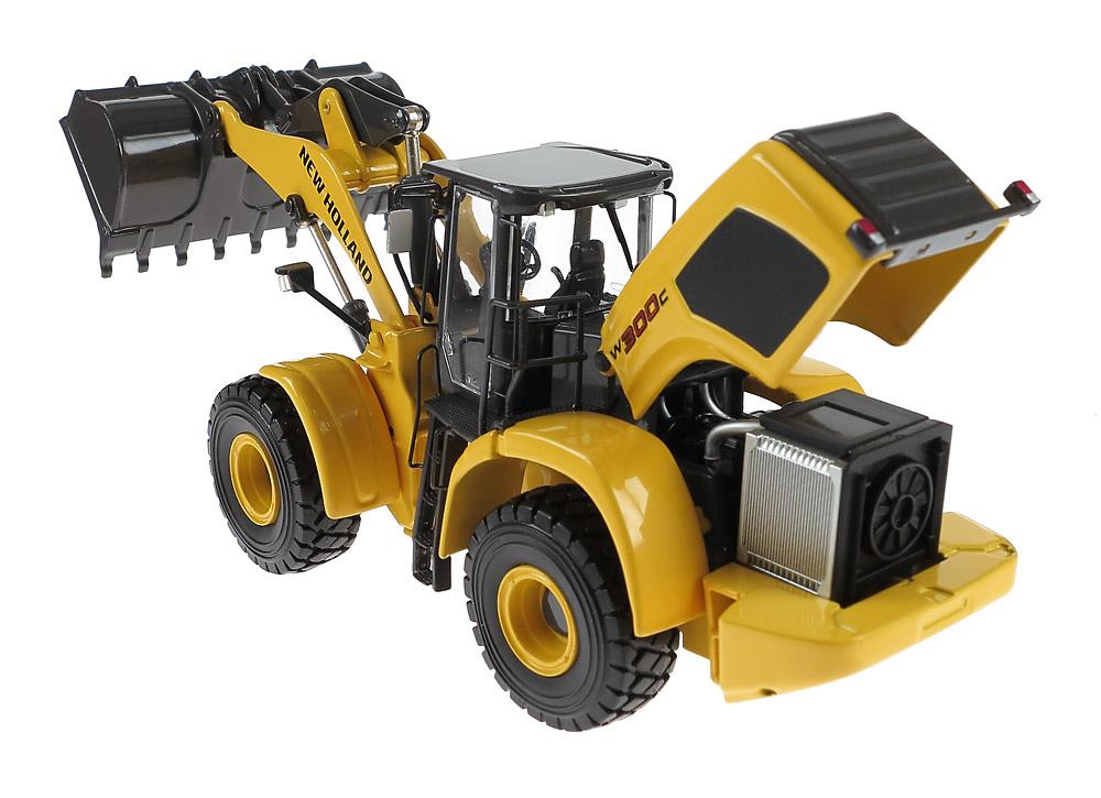 Cargadora New Holland w300c Motorart 13782 escala 1/50
