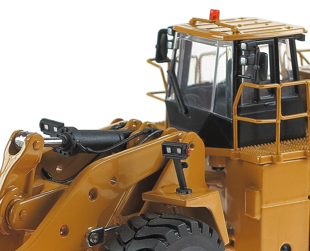 Cargadora con ruedas caterpillar Cat 988k Tonkin Replicas tr10001 escala 1/50