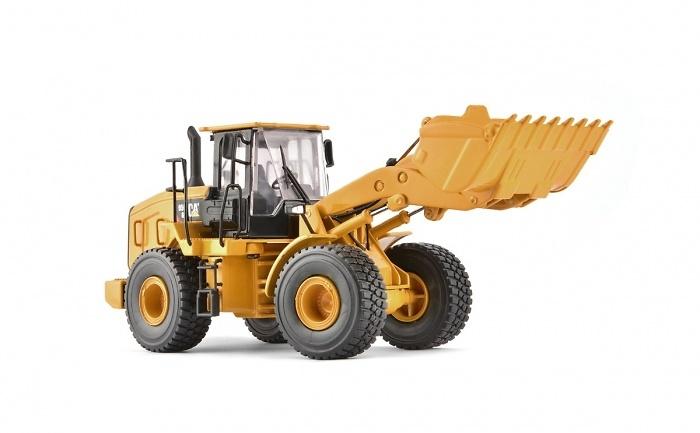 Cat 950 GC cargadora Tonkin Replicas TR10010 escala 1/50