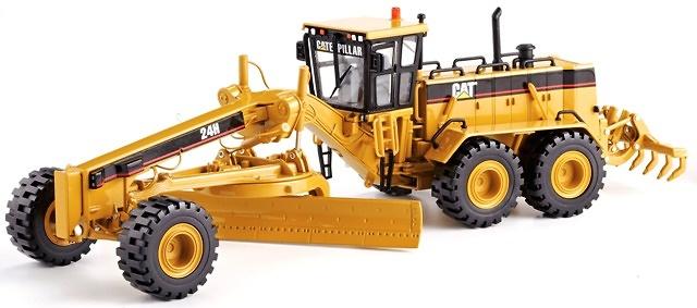 Cat caterpillar 24h motorgrader norscot 55133 masstab 1 50 for Cat 24h motor grader