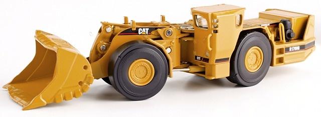 Cat R1700G LHD Pala Cargadora Tunel Norscot 55140 escala 1/50