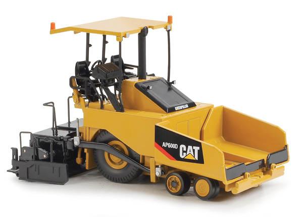 Caterpillar AP600D asfaltadora con dosel Norscot 55260 escala 1/50