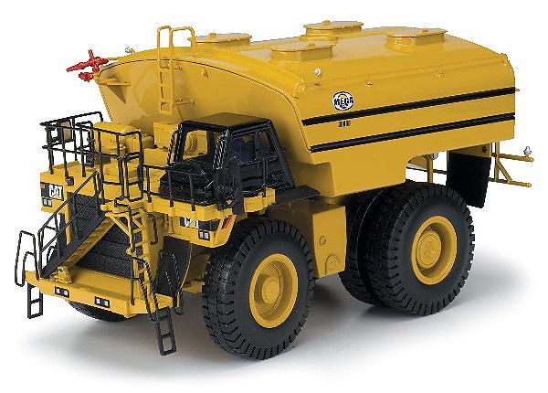 Caterpillar Cat 785D con Mega tanque de agua, Norscot 55276 escala 1/50