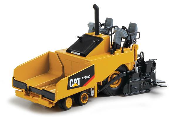 Caterpillar Cat AP600 D asfaltadora Norscot 55259 escala 1/50