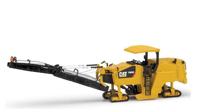 Caterpillar PM200 fresadora, Norscot 55286 escala 1/50