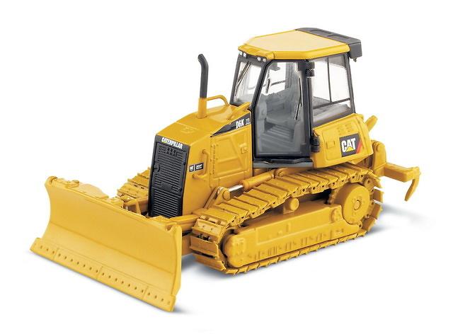 Caterpillar cat D6K XL Bulldozer, Norscot 55192 escala 1/50
