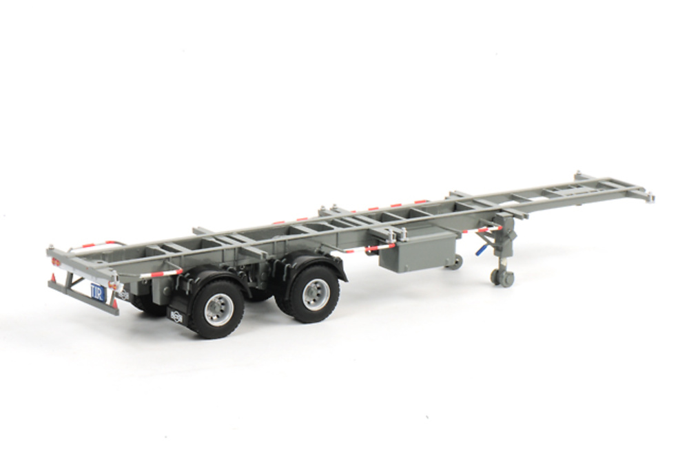 Classic container chasis, Wsi Models 17-0001 escala 1/50
