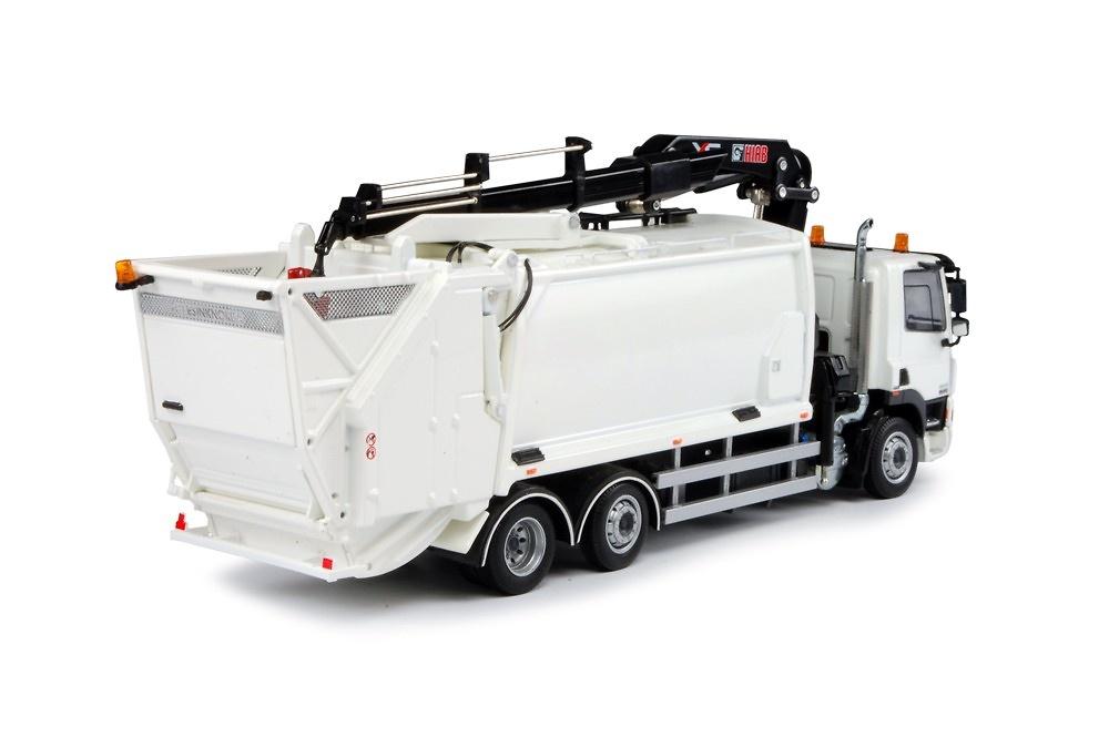 Daf Cf 85 Camion Basura Con Grua Tekno 63367 Escala 1 50