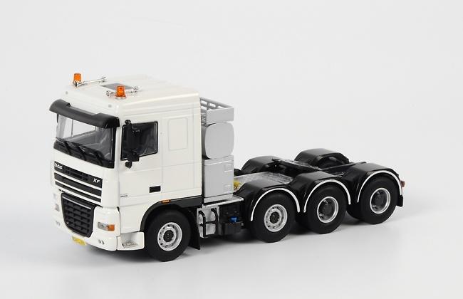 DAF XF 95 8x4 Blanco DAF018 9044, WSI Collectibles 1/50