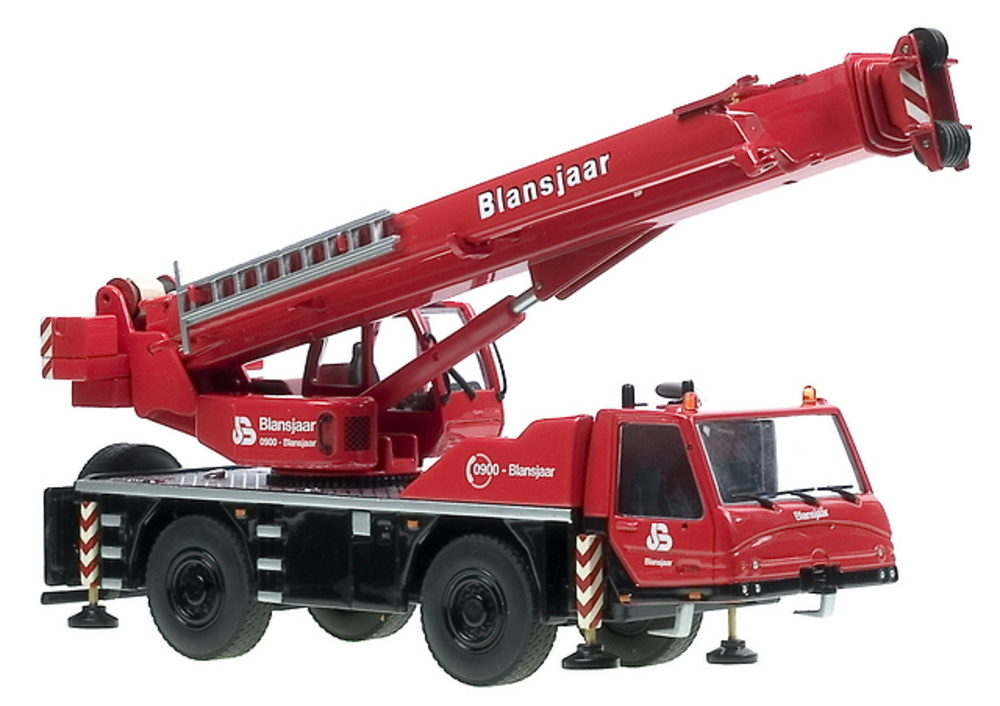 DEMAG AC35 Grua 2 ejes Tematoys 1/50