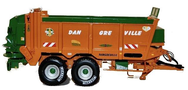 Dangreville ETB 15000 Spreader Ros Argitec 60204 escala 1/32