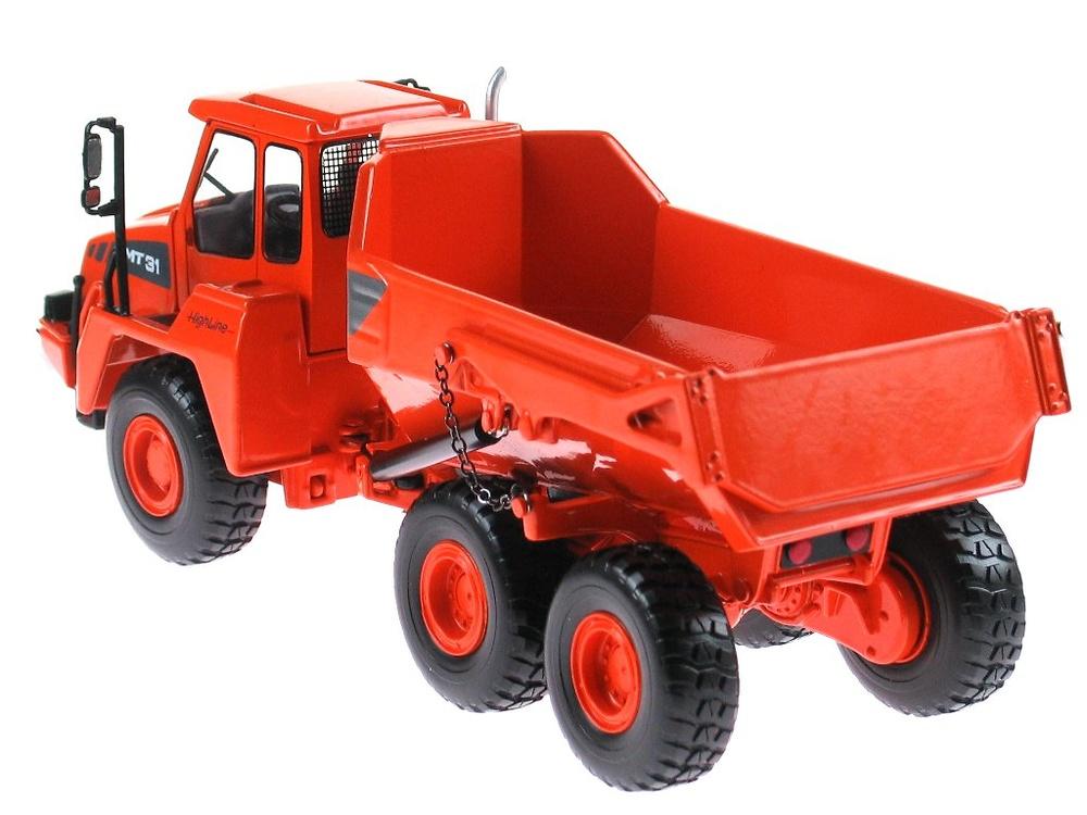 Doosan Moxy MT 31 Dumper articulado Nzg 820 escala 1/50