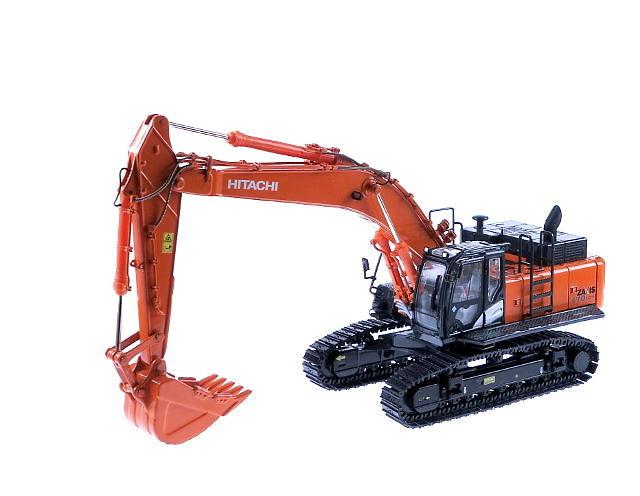 Excavadora Hitachi zaxis ZX470 LCH-5, Tmcscalemodels 1/50