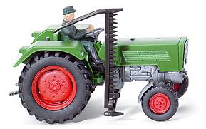 Fendt Farmer 2S Tractor con conductor Wiking 1/87