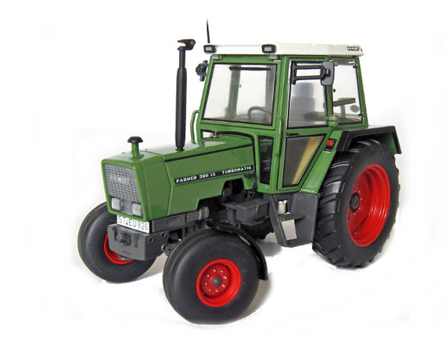 Fendt Farmer 306 LS (1984 - 1988), Weise Toys 1/32 1022