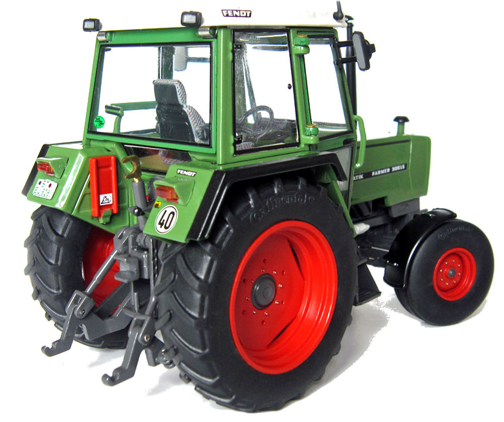 Tractor Fendt Farmer 306 LS 1/32 Weise Toys 1022