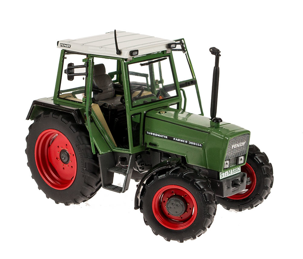 tractor Fendt Farmer 309 LSA Weise Toys 1023 escala 1/32