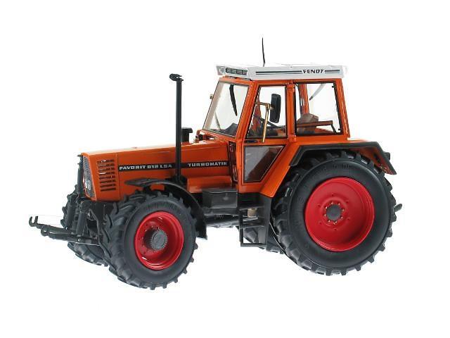 FENDT FAVORIT 612 LSA Kommunal (Ausführung 1989 - 1993), Weise Toys 1/32