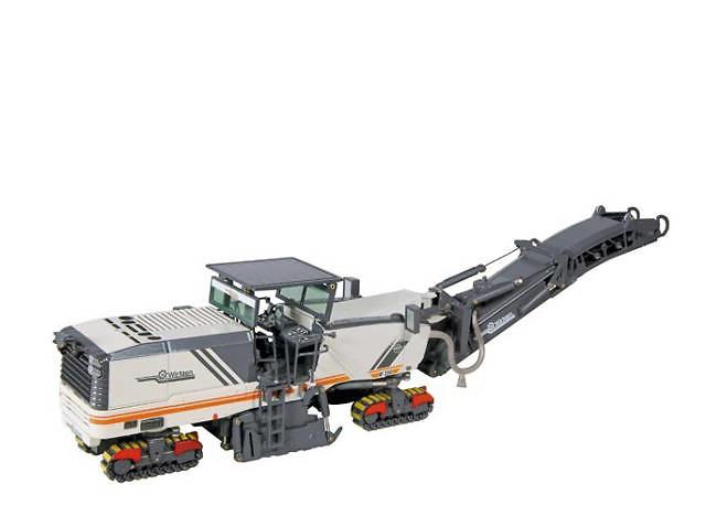 Fresadora Wirtgen W250i Nzg Modelle 8721 escala 1/50