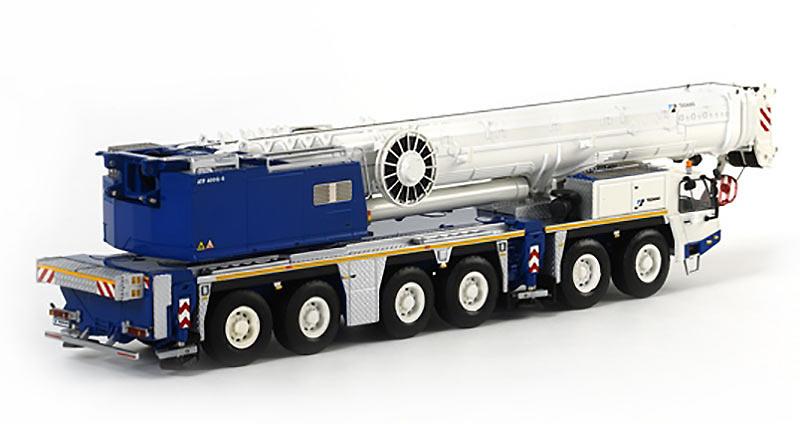 Grua Tadano ATF 400G-6 Wsi Models 04-1095 escala 1/50