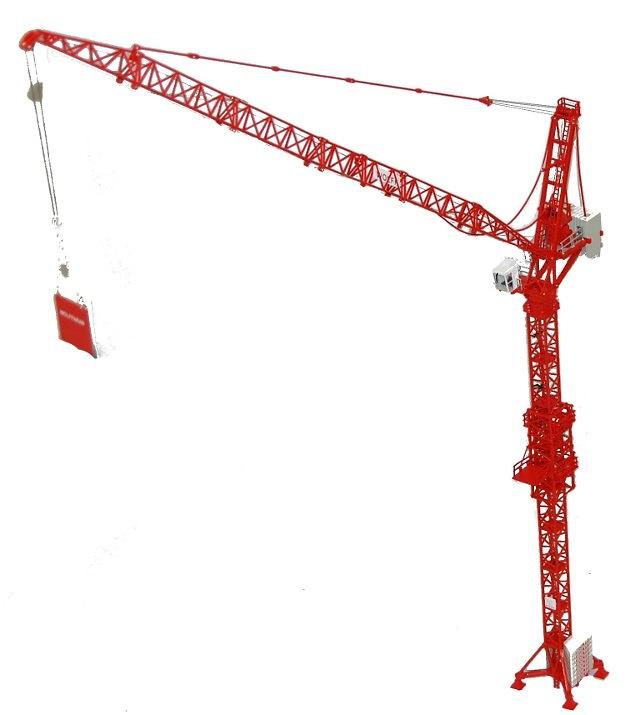 Grua Torre Wolff 355 b 1/87 Ros Agritec