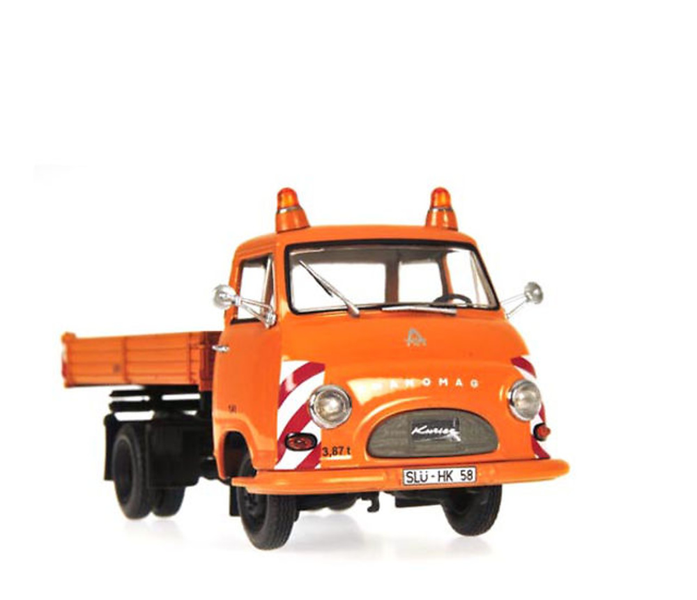 Hanomag Kurier 1958 Minichamps 4391540001 escala 1/43