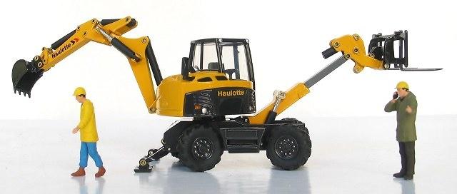 Haulotte Multijob MJX 970 c/Horquillas, Joal 216 1/50