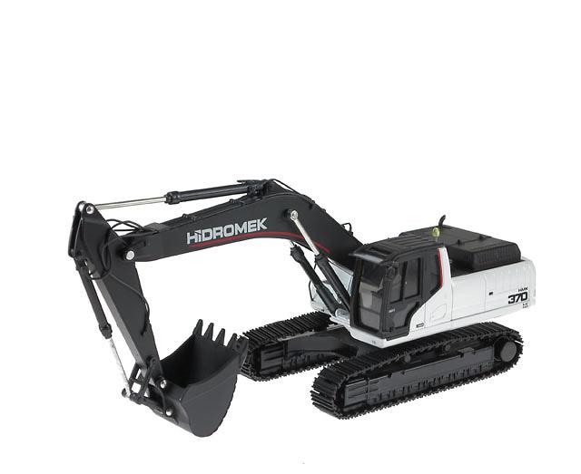 Hidromek 370 LC excavadora cadenas Motorart 14999 escala 1/40