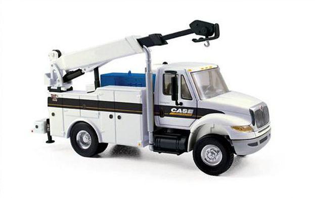International Durastar Service Truck Case, First Gear 1/50 3187