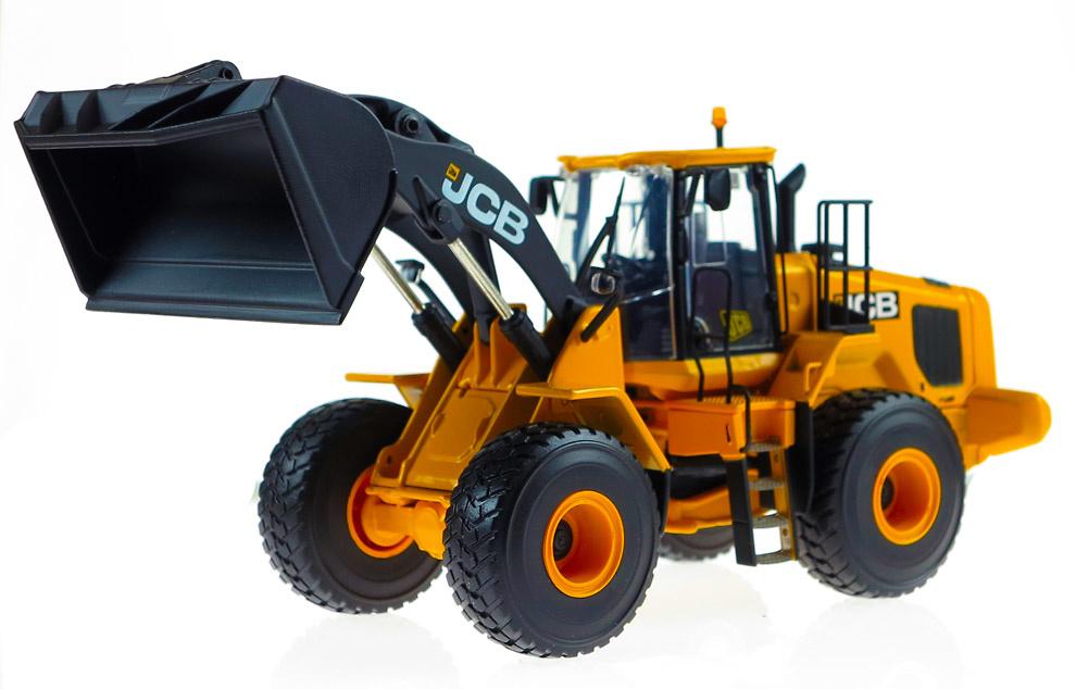 JCB 467 WLS cargadora con ruedas, Motorart 13728 escala 1/50