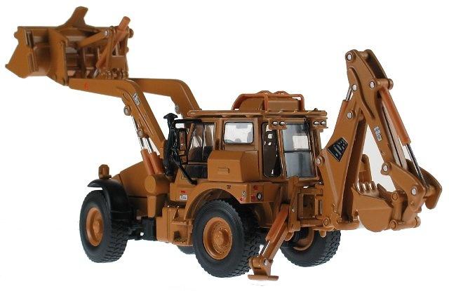 Jcb HMEE Retro excavadora militar 13476 motorart 1/50