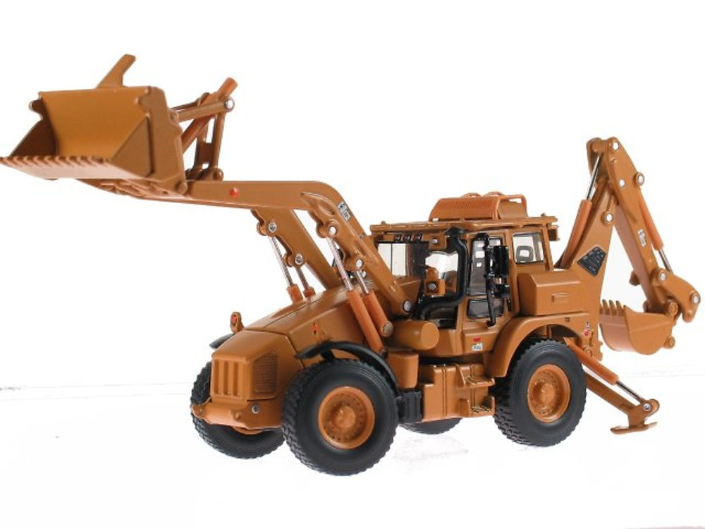 Jcb HMEE Retro excavadora militar, Motorart 1/50 13476
