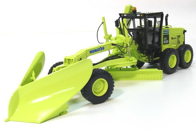 Komatsu GD655 Motoniveladora