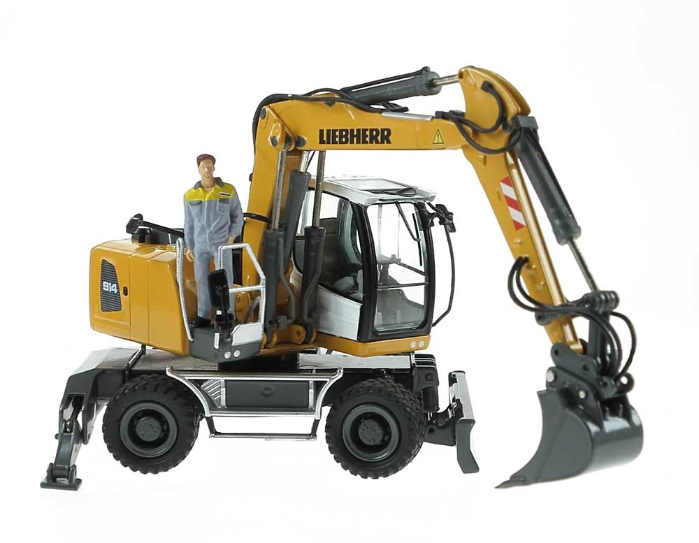 Liebherr A 914 Litronic excavadora, Nzg 1/50 890