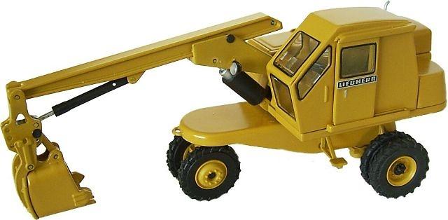 Liebherr L300 Excavadora Clásica Nzg 538
