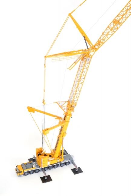 Liebherr LTM 1500 Luffing Jib Wsi Models 04-1123 escala 1/50