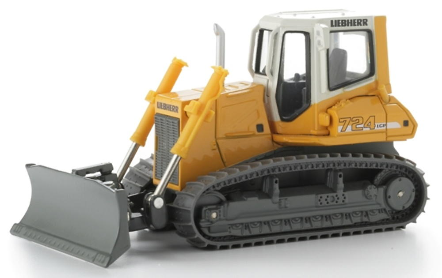 Liebherr PR 724 LGP Bulldozer, Norscot 1/50