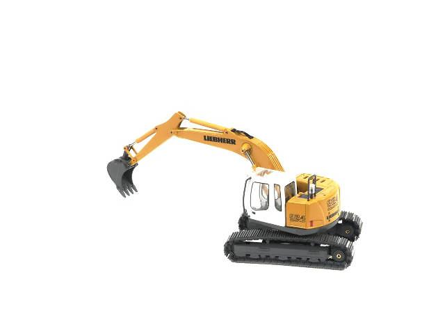 Liebherr R 924 excavadora cadenas, Conrad Modelle 1/50 2922/11