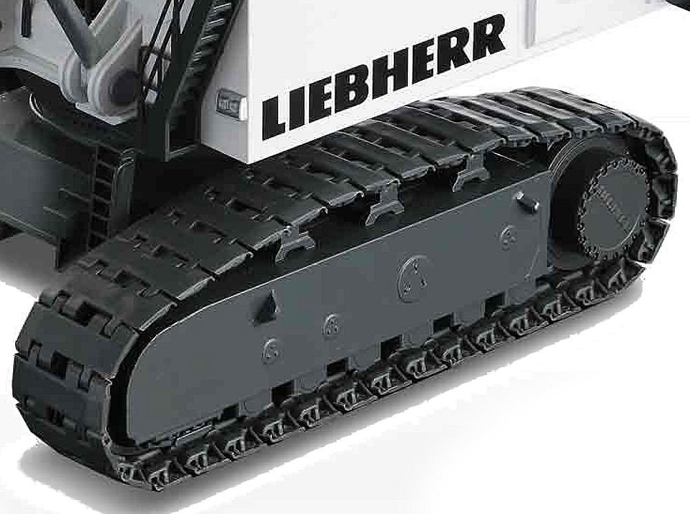 liebherr r 9800 mining bagger mit klappschaufel conrad. Black Bedroom Furniture Sets. Home Design Ideas