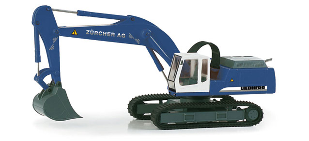 Liebherr excavadora cadenas 954 Litronic