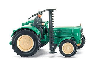MAN 4R3 Tractor con segadora (1960-62) Wiking 1/87
