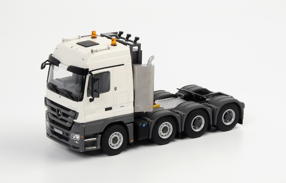 MERCEDES Actros MP3 8x4 LH-cabine MB009, Wsi Collectibles 1/50