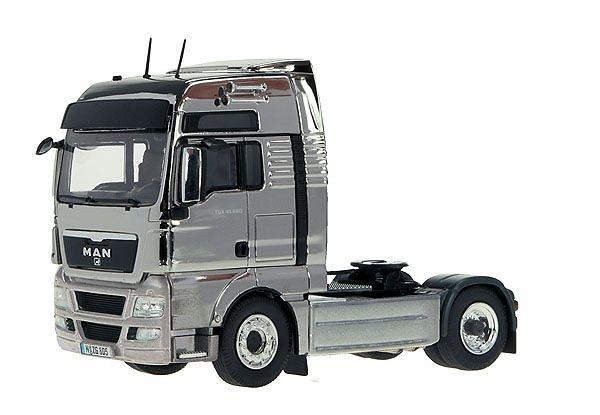 MAN TGX XXL 4x2 cromado Edition Ltd., NZG 1/50