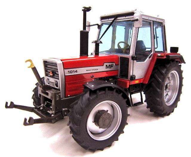 Massey Ferguson 1014 (1978 - 1985), Weise Toys 1014 escala 1/32