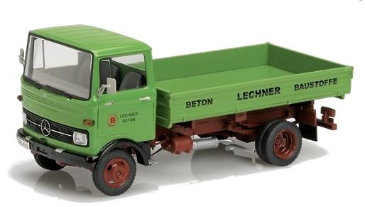 Mercedes Benz LP608, Schuco 450351500 escala 1/43