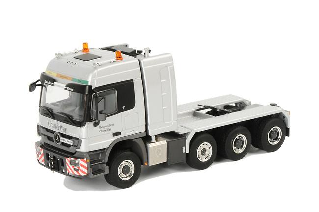 Mercedes-actros-8x6-titan, Wsi Collectibles 1/50