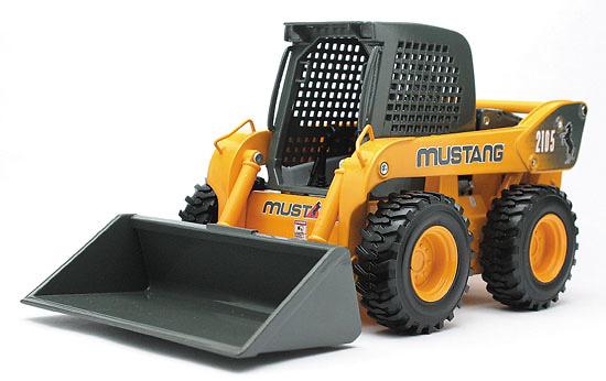 Mustang 2105 Minicargadora Joal 20005 escala 1/25