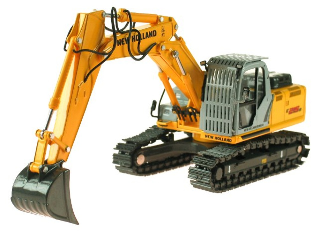 New Holland E215B excavadora, Motorart 13720 escala 1/50